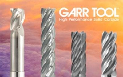 GARR TOOL: nuove frese in metallo duro per le sfide del futuro