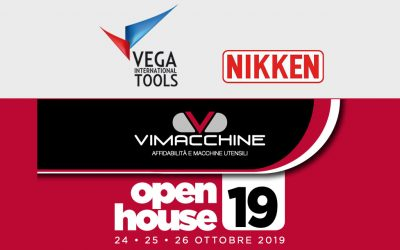 Vega all'open house di VIMACCHINE