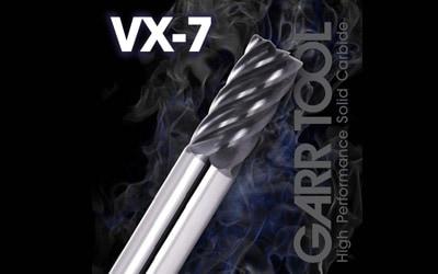 GARR TOOL arriva la nuova serie New Tool VX 7