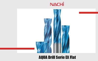 Nuovi diametri disponibili per le punte AQUA FLAT