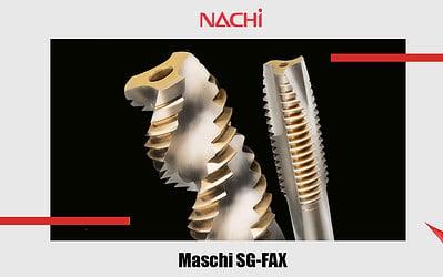 Cresce la famiglia Nachi con i maschi SG-FAX