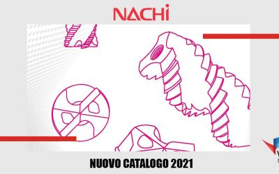 È arrivato il nuovo Catalogo NACHI 2021